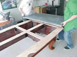 Pool table moves in Norfolk Virginia