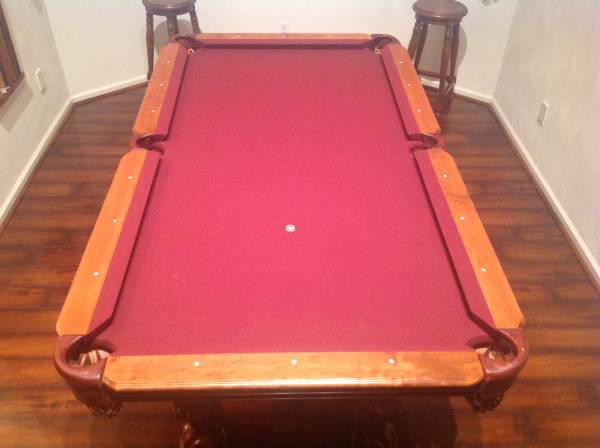 Pool Tables For Sale Listings NorfolkSOLO Pool Table Movers - 8ft kasson pool table
