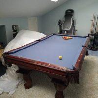 8FT American Herritage Pool Table