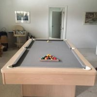 Olhausen Custom Pool Table