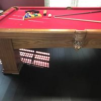 Billiards Mosconi 526 Finest Quality Pool Table