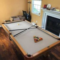 Brunswick Pool Table / Ping Pong Top