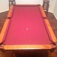Austin Kasson Pool Table Like new