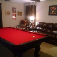 8Ft Professional Pool Table