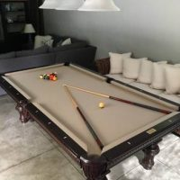 Pool Table C.L. Bailey Company