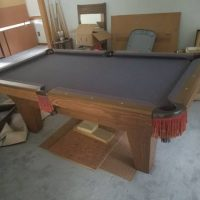 Olhausen Full Size Pool Table