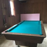 9' All Tech Industries Pool Table